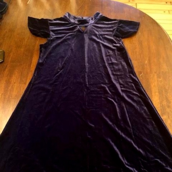 Plum Children's Place Dress Size 10/12